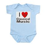 I Love Classical Music Infant Creeper