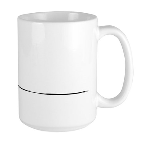 WTD: At Laptop Large Mug