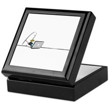 WTD: At Laptop Keepsake Box