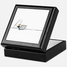 WTD: At Laptop Keepsake Box