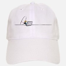 WTD: At Laptop Baseball Baseball Cap