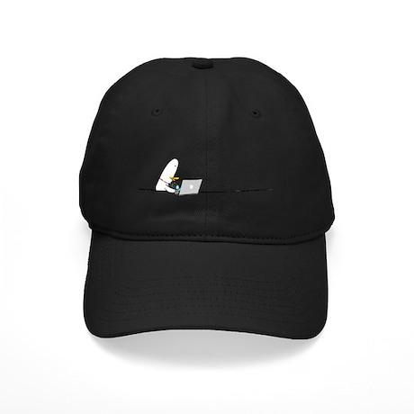 WTD: At Laptop Black Cap