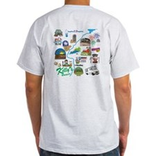 River Float T-Shirt