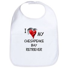 Chespeake Bay Retriever Bib