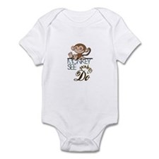 Monkey SEE Infant Bodysuit