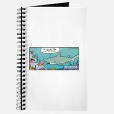 Shark Nurse Pinch Journal