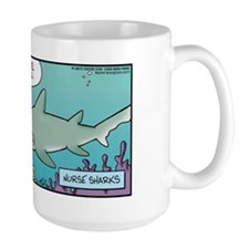 Shark Nurse Pinch Mug