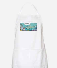 Shark Nurse Pinch BBQ Apron