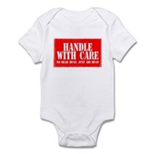 No Bear Hugs - Infant Bodysuit