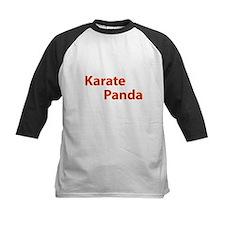 Unique Panda kung fu Tee