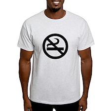 No smoking (black) T-Shirt