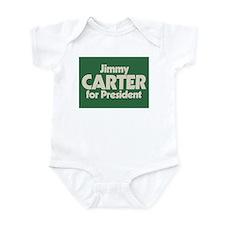 Carter for President Onesie