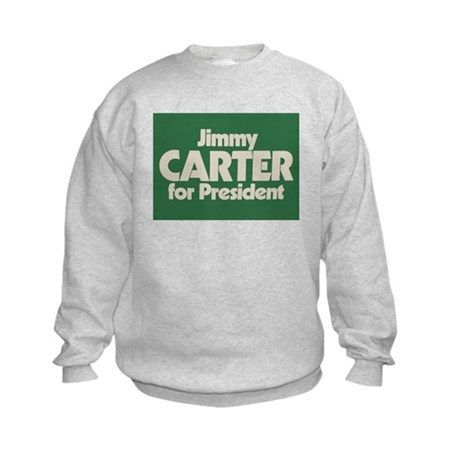 Carter for President Kids Sweatshirt