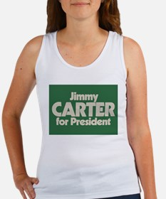 Carter for President Women's Tank Top