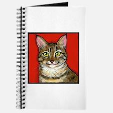 Tabby Cat Journal