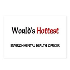 World's Hottest Environmental Health Officer Postc