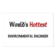 World's Hottest Environmental Engineer Postcards (