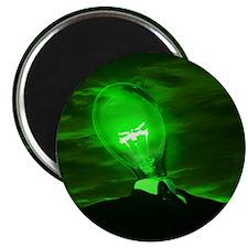 "Bulb Head 2.25"" Magnet (100 pack)"