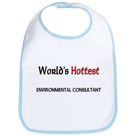 World's Hottest Environmental Consultant Bib