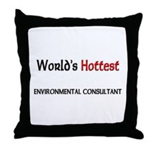 World's Hottest Environmental Consultant Throw Pil