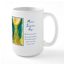 Musical Inspiration Angel Mug