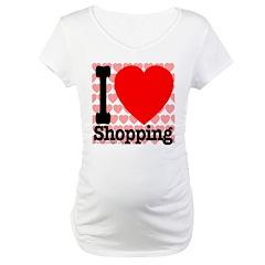 I Love Shopping Shirt