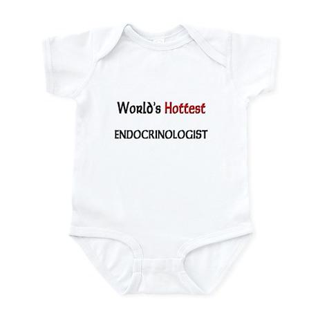 World's Hottest Endocrinologist Infant Bodysuit