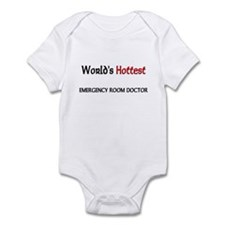 World's Hottest Emergency Room Doctor Infant Bodys