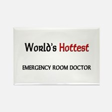 World's Hottest Emergency Room Doctor Rectangle Ma