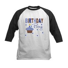 Birthday Boy Cupcake Tee