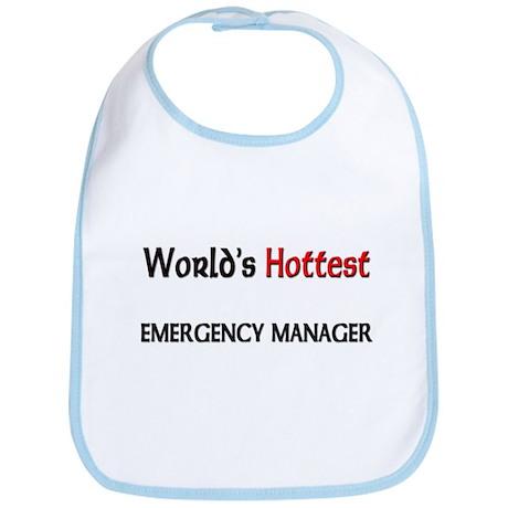 World's Hottest Emergency Manager Bib