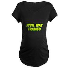 Sybil Was Framed Tran T-Shirt