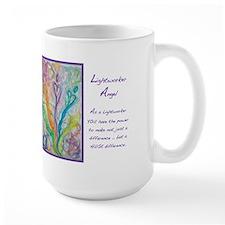 Lightworker Angel Mug
