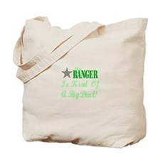 my ranger is kind Tote Bag