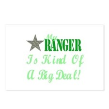 my ranger is kind Postcards (Package of 8)