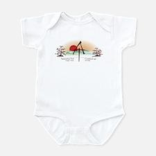Asian Appalachian Trail Infant Bodysuit