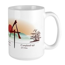 Asian Appalachian Trail Mug