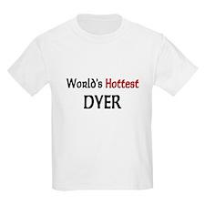 World's Hottest Dyer T-Shirt