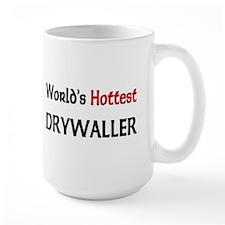 World's Hottest Drywaller Mug