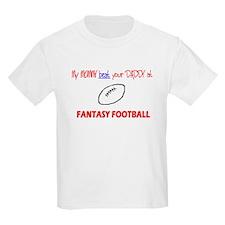 kids size S,M,L Mommy FFL shirt