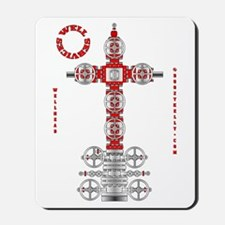 Well Services Mousepad