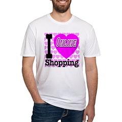 I Love Online Shopping Shirt