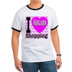 I Love Online Shopping T