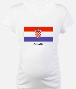 Croatia Croatian Flag Shirt