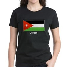 Jordan Jordanian Flag Tee