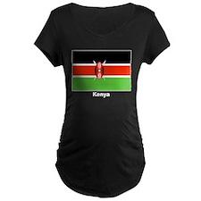 Kenya Kenyan Flag T-Shirt