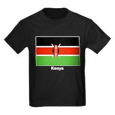 Kenya Kenyan Flag T