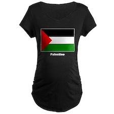 Palestine Palestinian Flag T-Shirt
