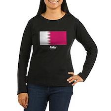 Qatar Flag T-Shirt