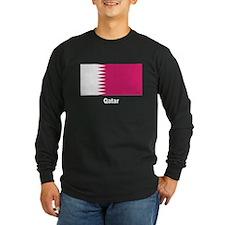 Qatar Flag T